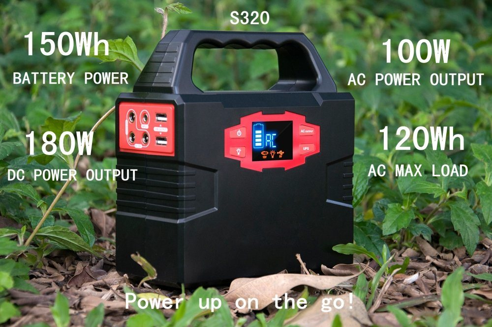 [Hot Item] Auto Solar Power Generator Solar Tool Kits with Solar Panel 20W