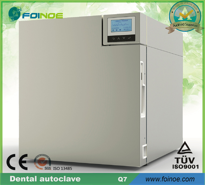 Q7/Q50b High Quality CE Approved Dental Vacuum Autoclave