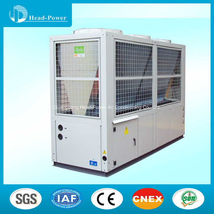 R22 Inudstry Air Cooled Scroll Water Chiller