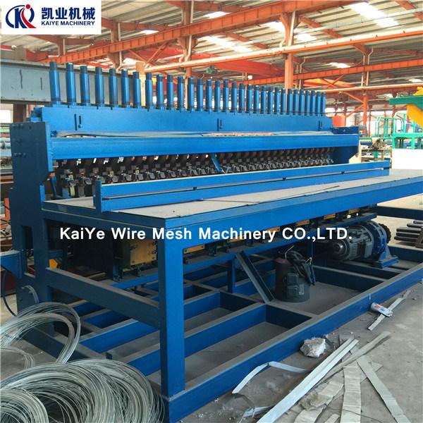 China Steel Bar Mesh Welding Machine of 14 Years Manufacturer ...