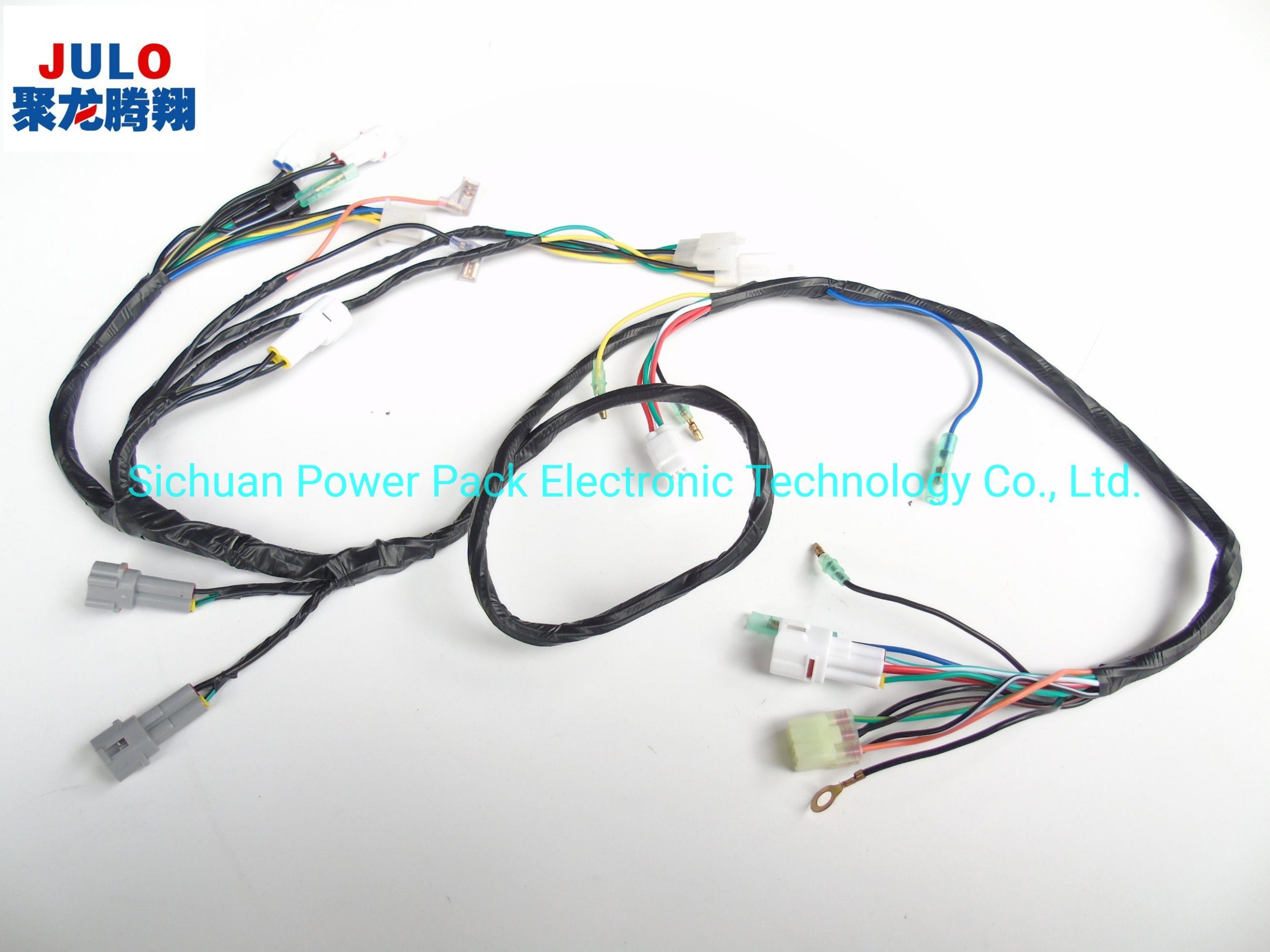 [EQHS_1162]  China for 97-01 YAMAHA Banshee Motorcycle Wiring Harness 3gg-10 - China  Conversion Harnesses, Car Harness | Otorcycle Wiring Harness |  | Sichuan Power Pack Electronic Technology Co., Ltd.