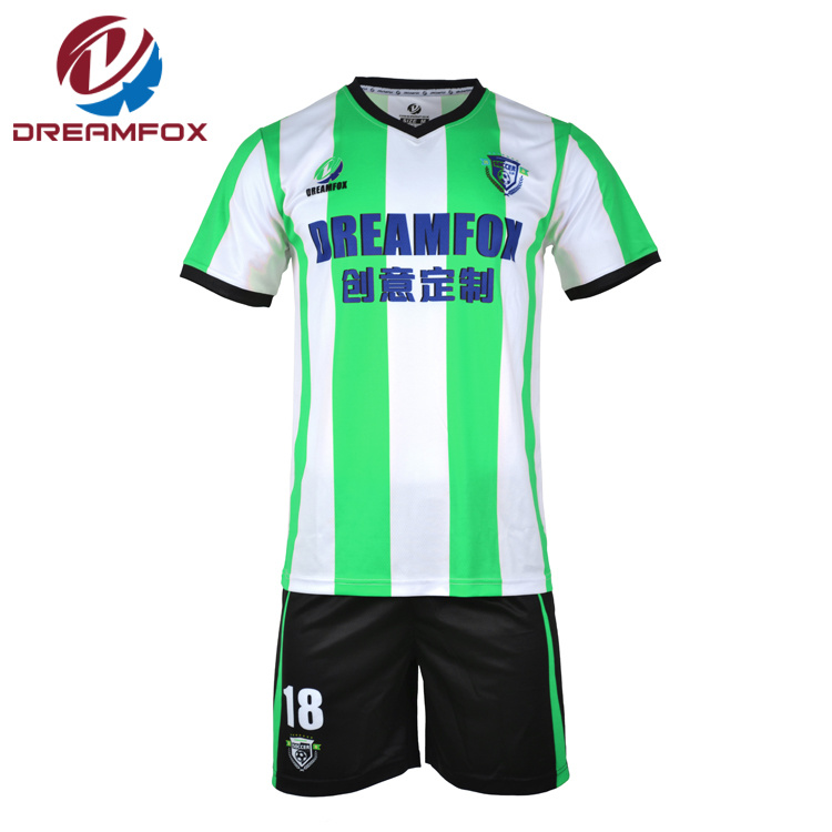 Customized Thai Quality Jersey Football Shirt Sportswear Soccer Jerseys pictures & photos