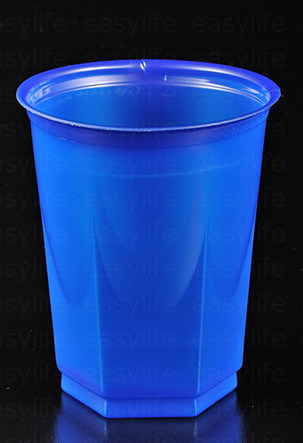 8oz (260ml) C087890-S Disposable PP/PS Plastic Square Bottom Cup