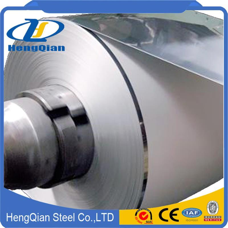 SUS201 304/AISI201 304 Thickness 0.3-3.0mm Stainless Steel Coil