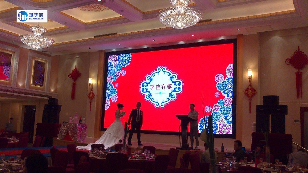 P1.667 Indoor SMD Stage Performance Rental LED Display Small Pixel Advertising P1.875 P1.923 P1.5625 pictures & photos