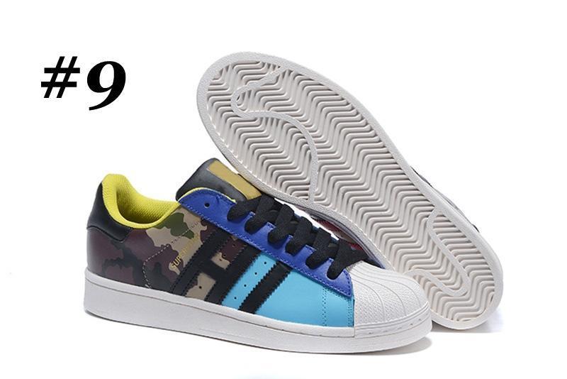 premium selection f6d96 13fc1 Superstar Original White Hologram Iridescent Junior Gold Superstars  Sneakers Originals Super Star Women Men Sport Running Shoes 36-45