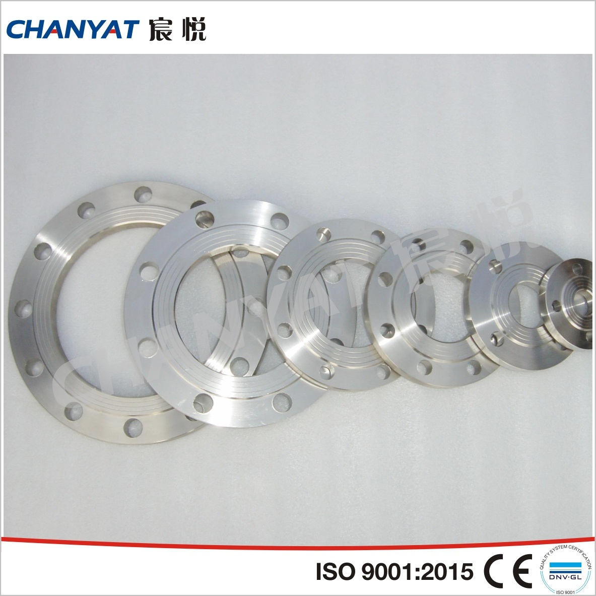 Stainless Steel Pipe Flange A182 (F304H, F316H, F317) pictures & photos