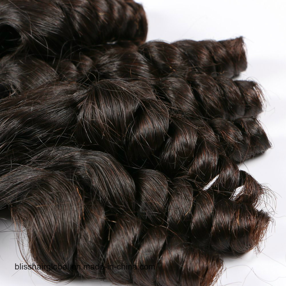 Bliss Peruvian Hair French Roller 8A Human Hair Virgin Hair pictures & photos