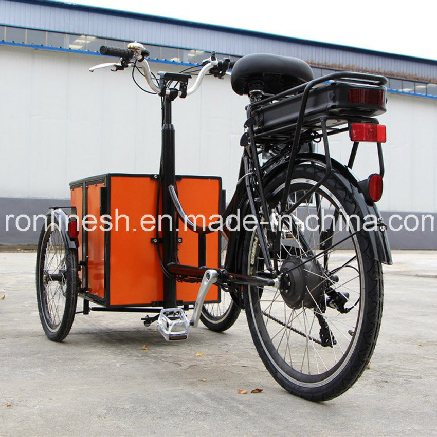 3 Wheel Mini Bike : China bakfiets cargo bike wheel electric bicycle