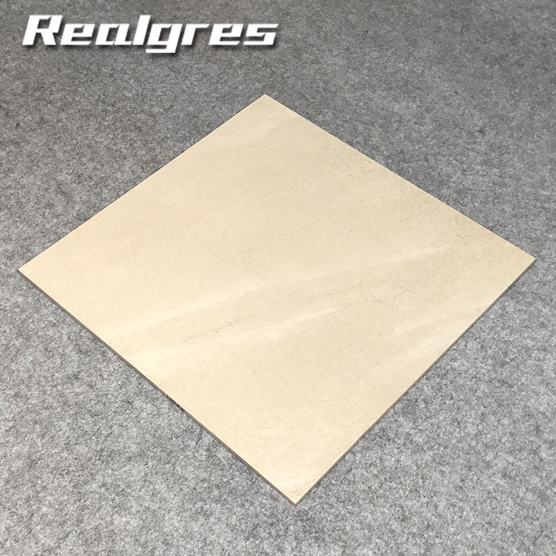 Non Slip Beige Warm Color 600600 Chinese Factory Ceramic Full Body