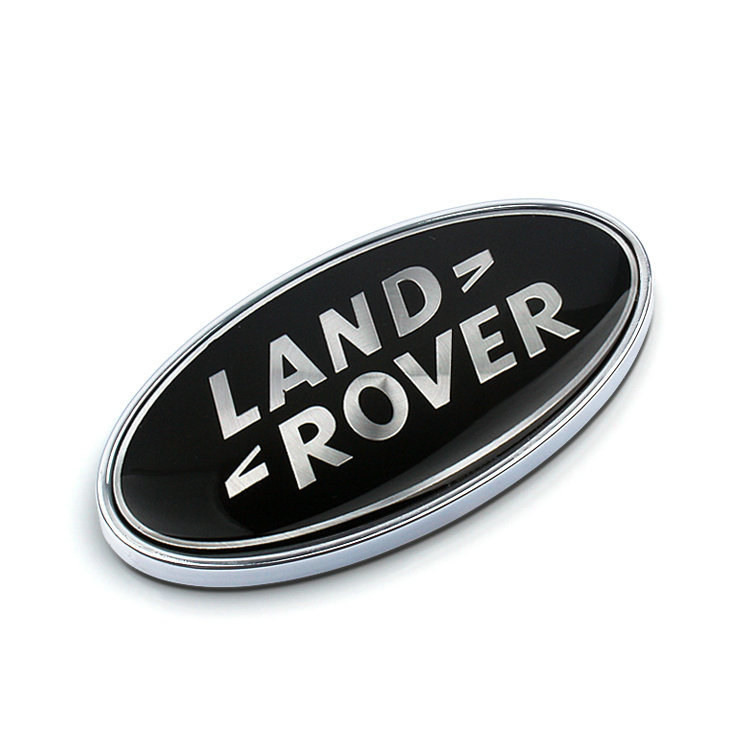 China Front Grille And Trunck Car Logo Badge For Land Rover Photos