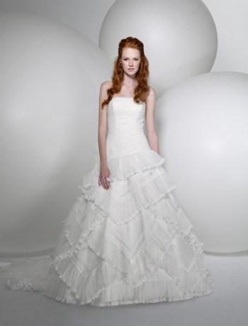 China Kleinfelds Alita Graham Wedding Dresses 2010 - China Wedding ...