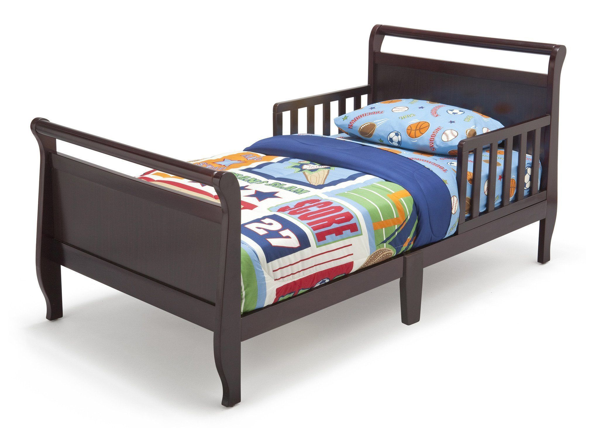 - China Wooden Sleigh Toddler Bed - China Kids Furniture, Wooden Bed
