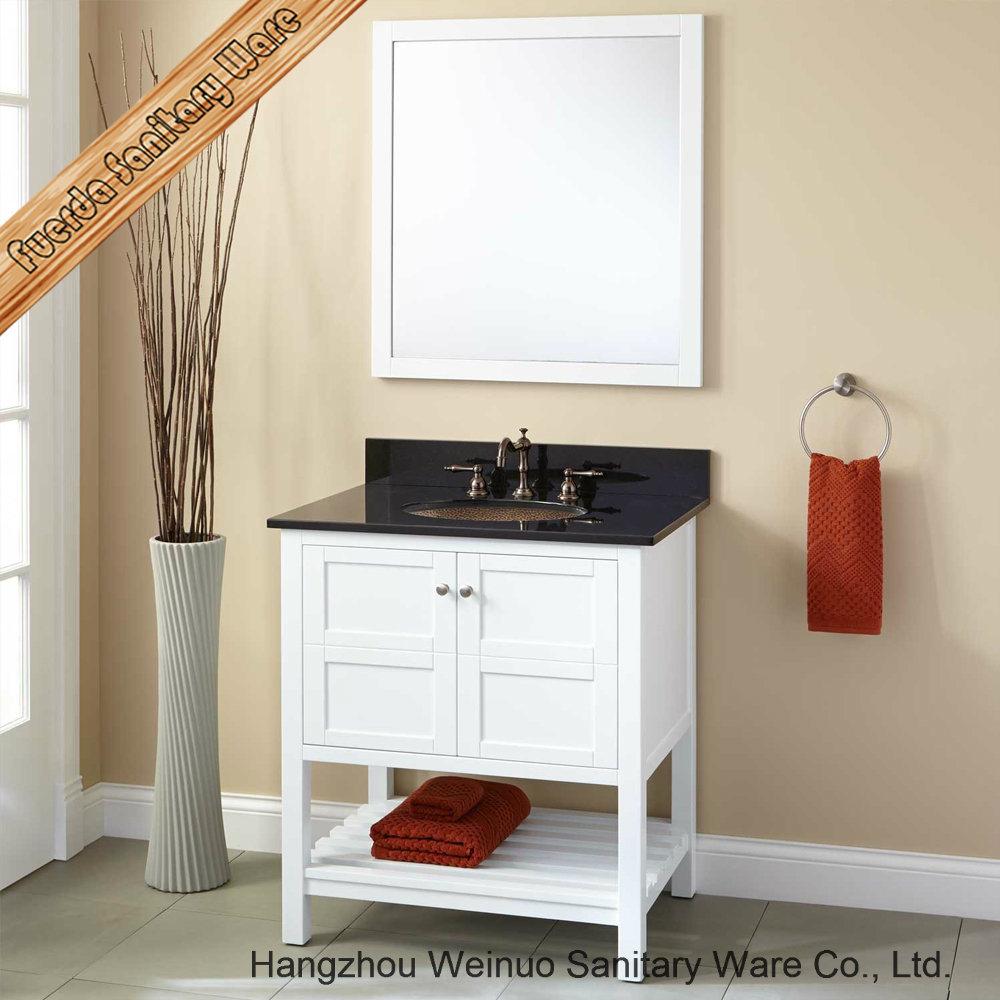 Single Sink Bathroom Vanity Units