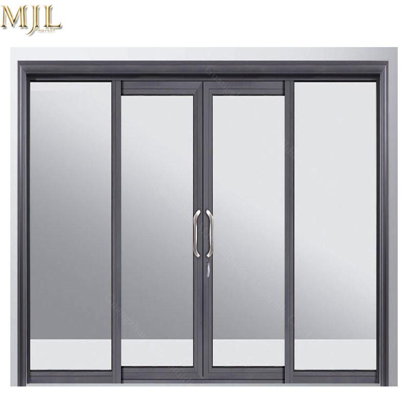China Energy Efficient Double Glazed Aluminium Composite Wood Glass