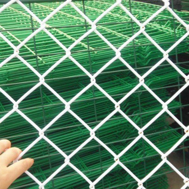 [Hot Item] Galvanized Chain Link Fence Eire Mesh Net From Guangzhou