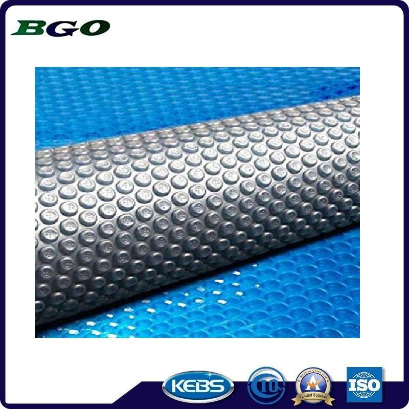 Dust Proof Anti-UV PE Solar Bubble Swimming Pool Cover (4m*9.50m, 500mic) pictures & photos