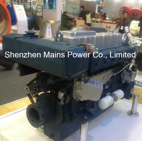 [Hot Item] 410HP 1800rpm Yuchai Marine Diesel Engine Fishing Boat Engine