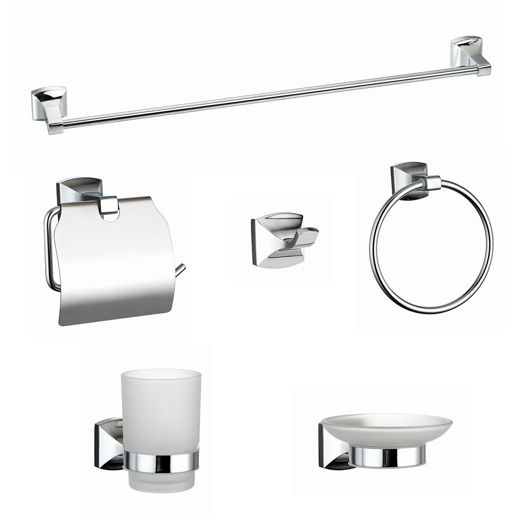 Full Bathroom Accessory Set, Bathroom Collection Set