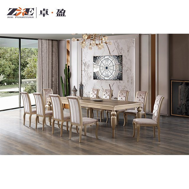 China Dining Furniture Room Sets, Solid Wood Dining Room Sets
