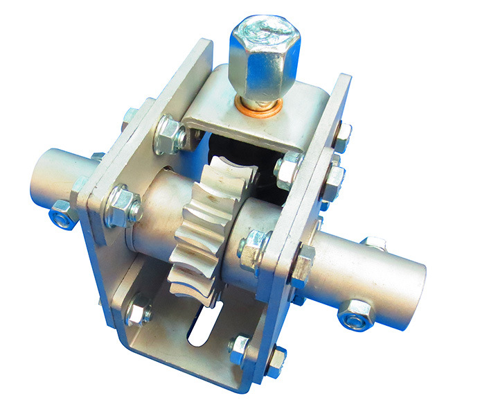Hex-Drive Worm-Gear Winch, Meeting European Standards Hq-15spq