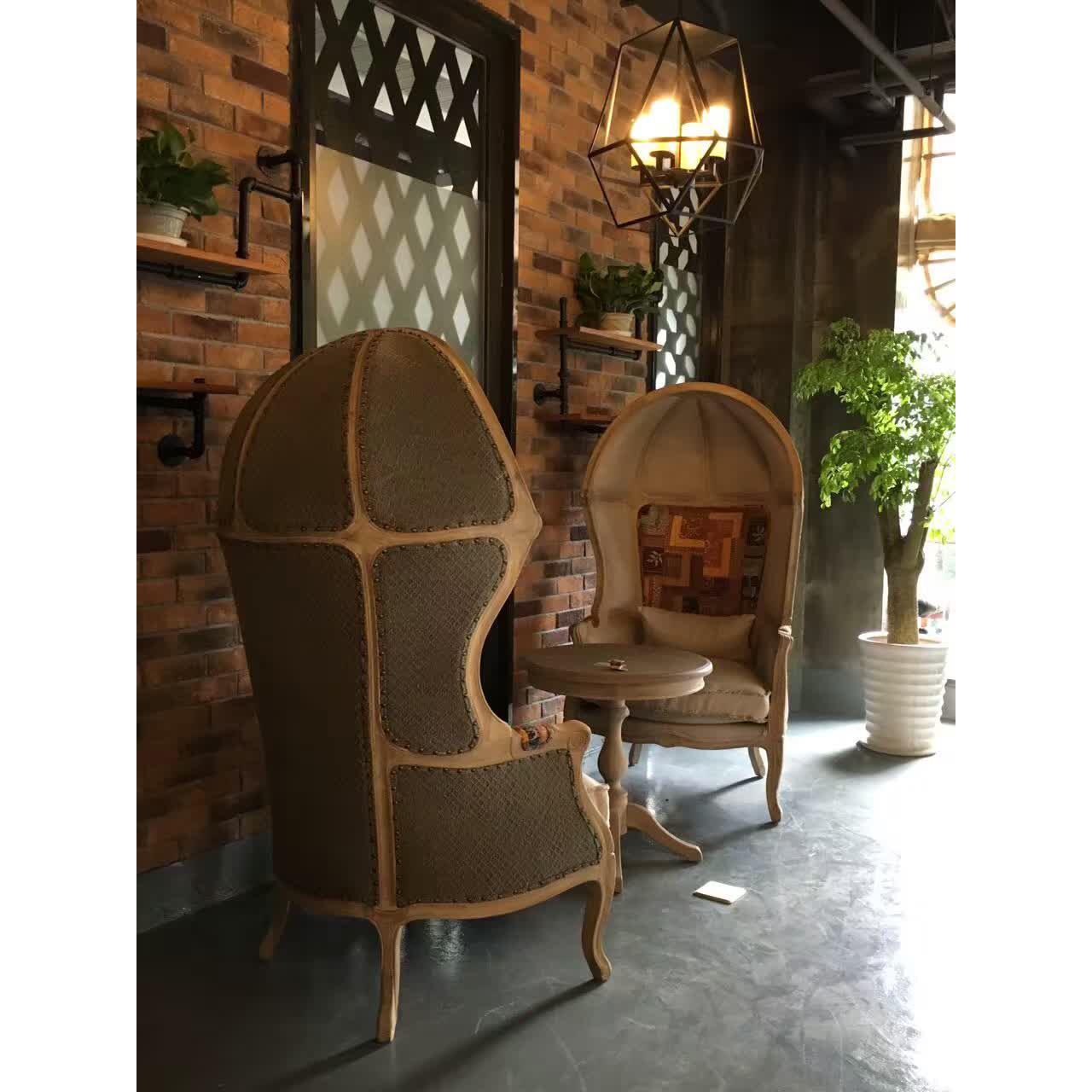 Living Room Provincial Sofa Arm Chair