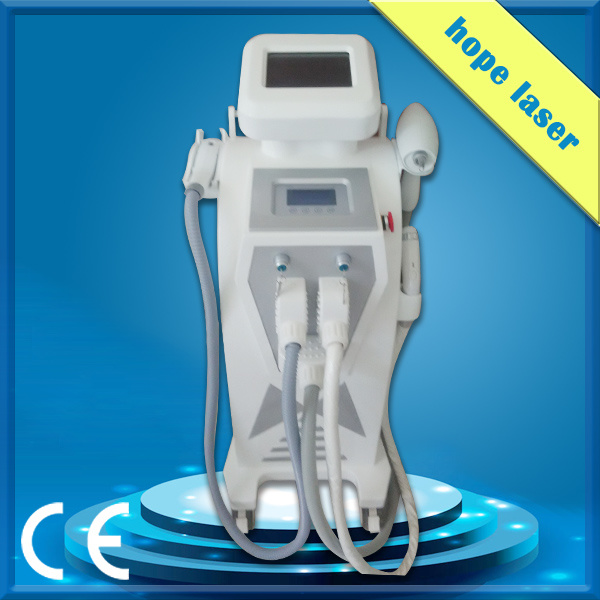 Elight+IPL+RF+ND YAG Laser Hair Removal & Skin Rejuvenation & Tattoo Removal HP603