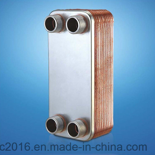 Water to Water Plate Heat Exchanger