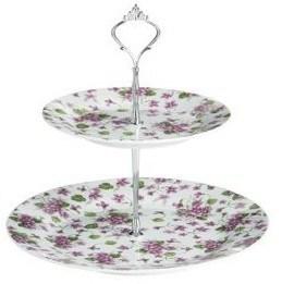 Porcelain Cake Stand 3 Tier Serving Plate  sc 1 st  Made-in-China.com & China Porcelain Cake Stand 3 Tier Serving Plate - China 2 Tier ...