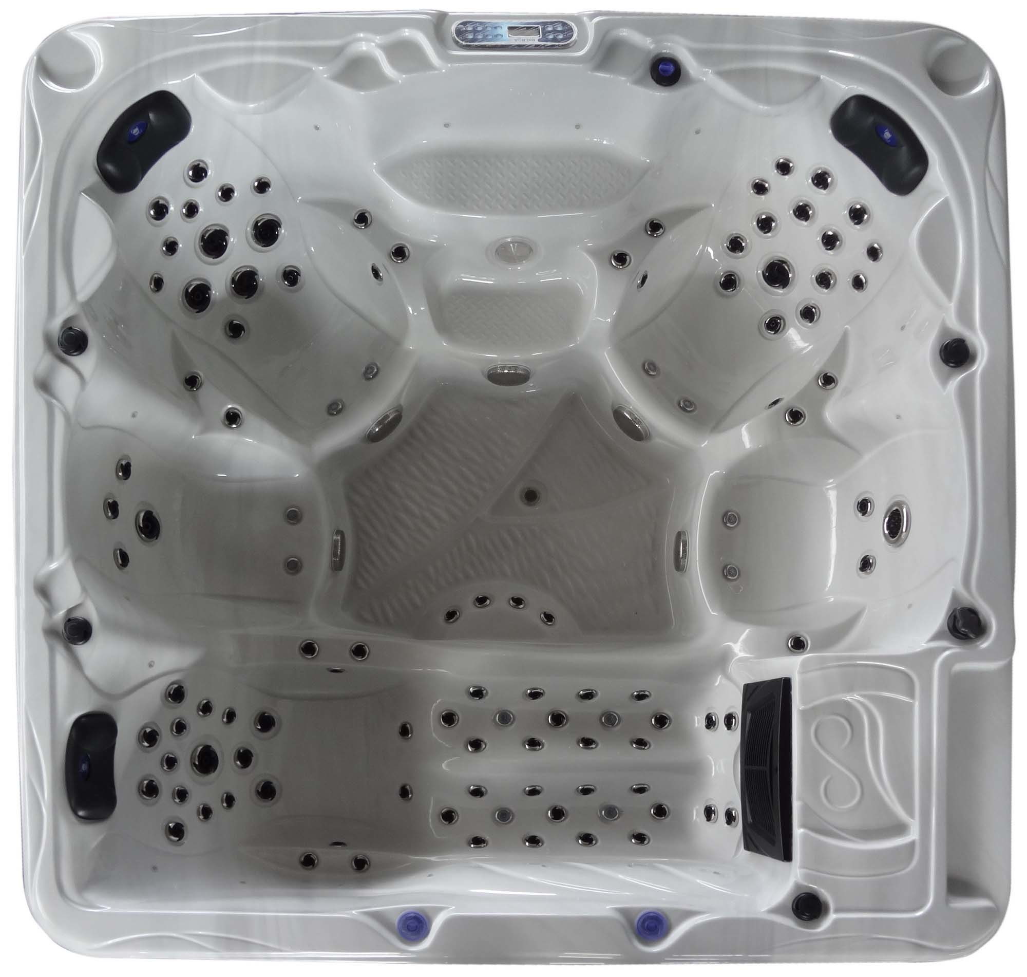 China 121 Jets Best Selling Consumer Products Acrylic Hot Tub with ...