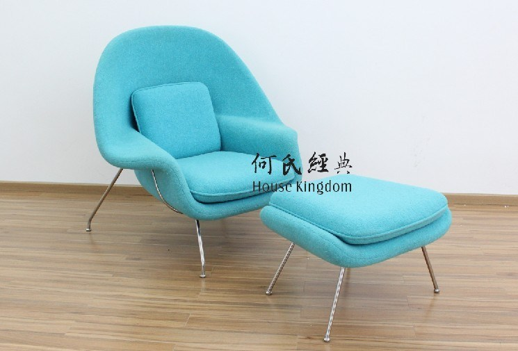 Womb Chair Eero Saarinen′s