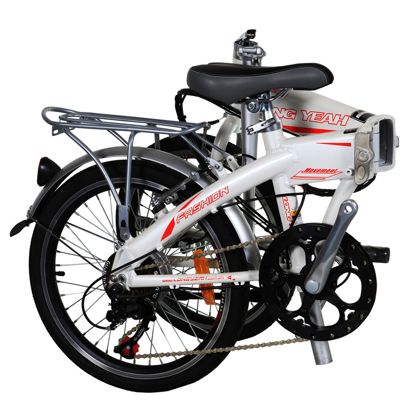 Black Folding Electric Bike (TDM1202Z) pictures & photos