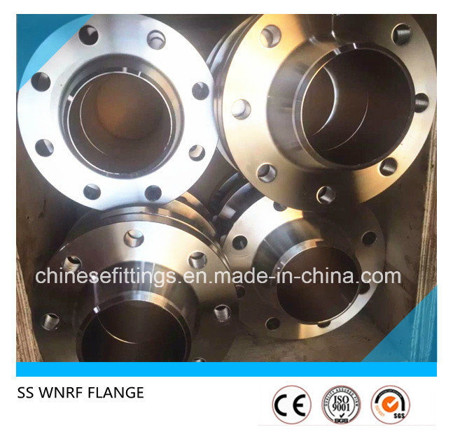 Stainless Steel Forged Weld/Welding Neck (WN) Flanges