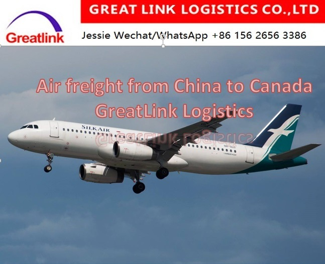 Air Freight From China to Canada pictures & photos