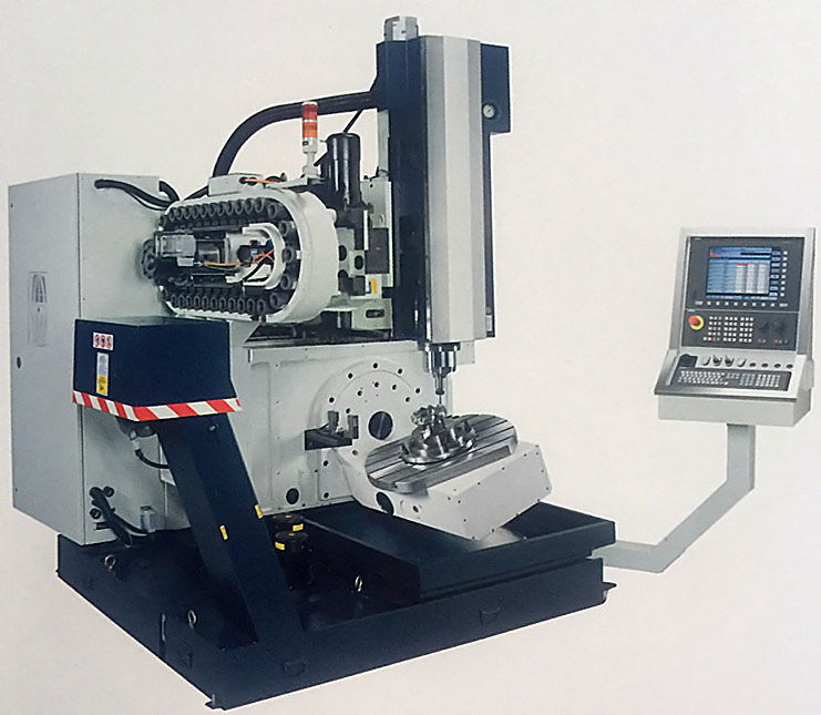 Five Axis Horizontal Boring and Milling CNC Machine (DU650) pictures & photos