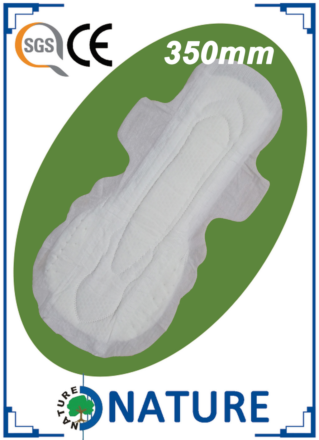 180mm Health Care Ultra Thin Sanitary Pad