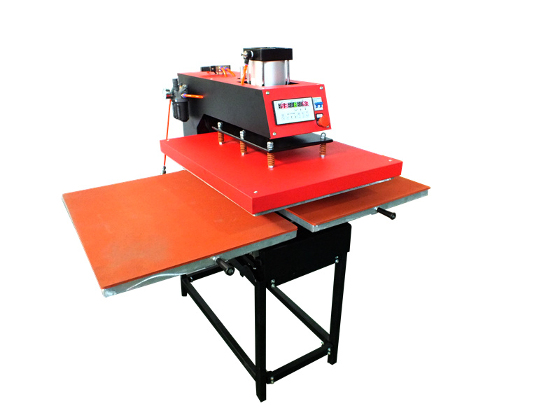 Whole Sales Two Stations Pneumatic Heat Press Machine