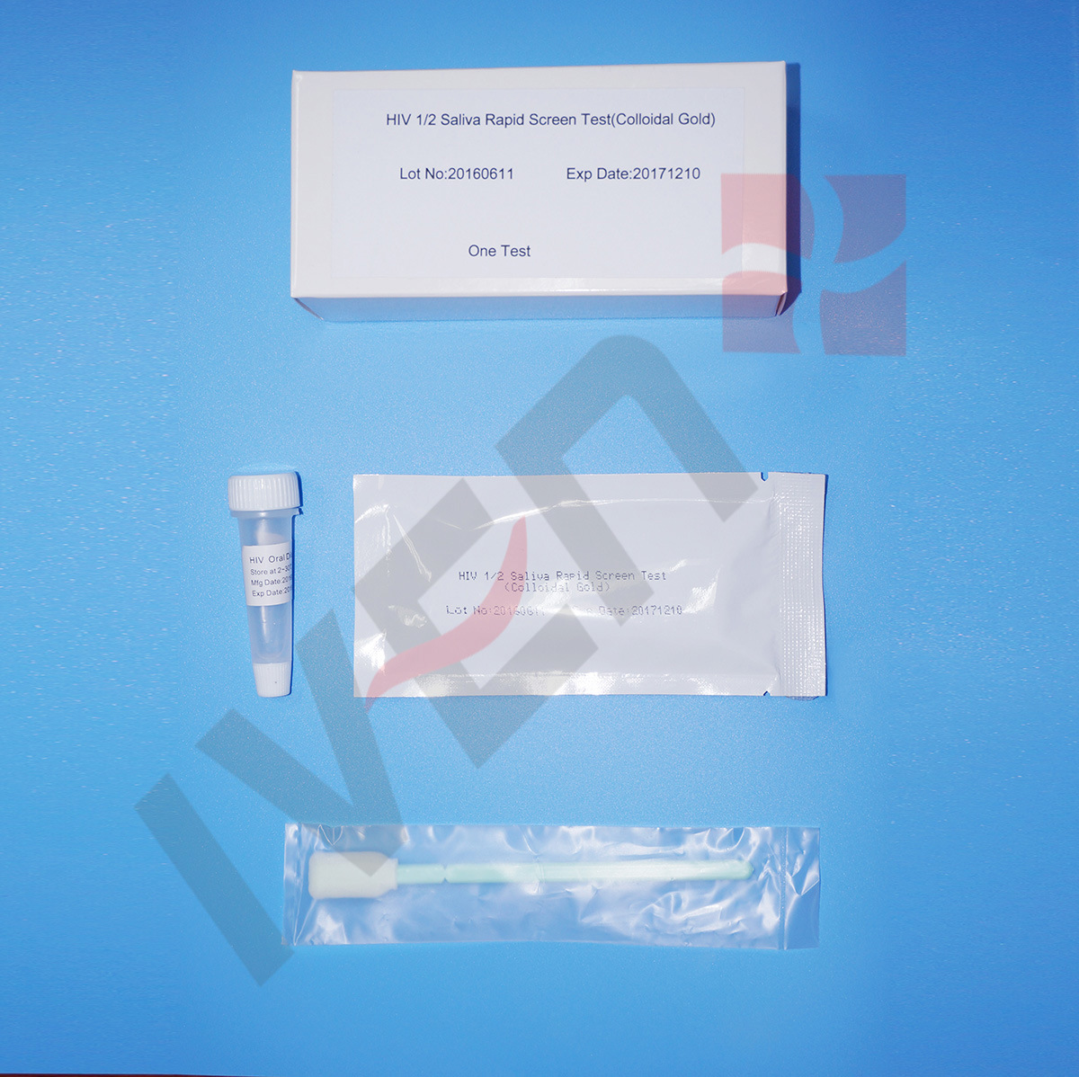 HIV Saliva One Step Test Kit