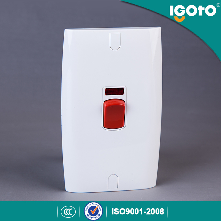 China E18 Electrical Power Water Heater Wall Switches Manufacturers ...