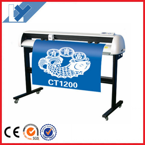 Vinyl Cutter Software >> Hot Item Professional 48 Wall Car Label Sticker Ct 1200 Vinyl Cutter With Software