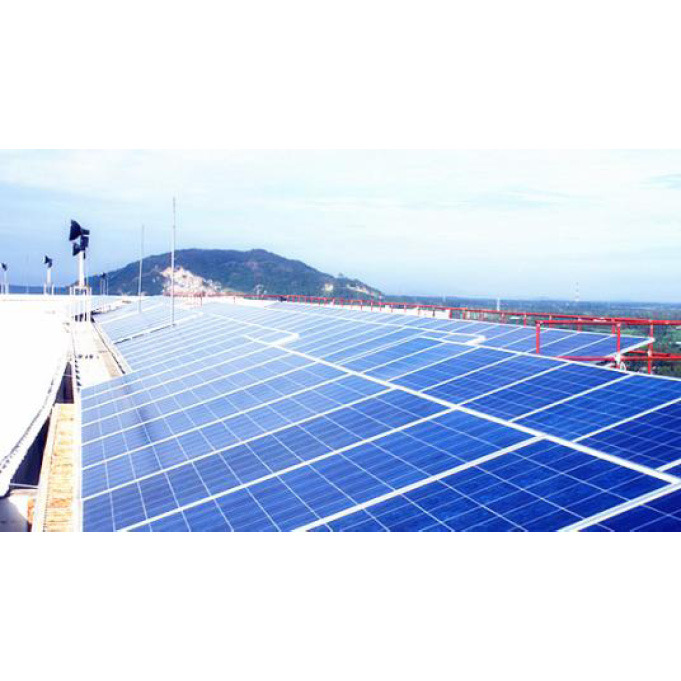 Haochang House Use Solar Home System with Inverter Power Generator