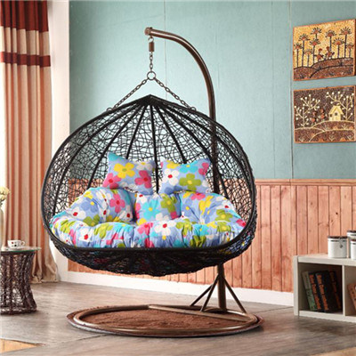 China Hanging Hammock Patio Hanging Indoor Wicker Rattan Swing Chair