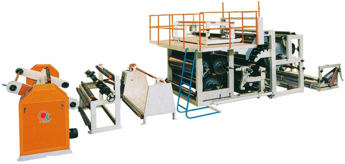 [Hot Item] Multi-Functional Embossing Unit, Graining Machine, Goffer  Machine, Embosser with Reliable Service