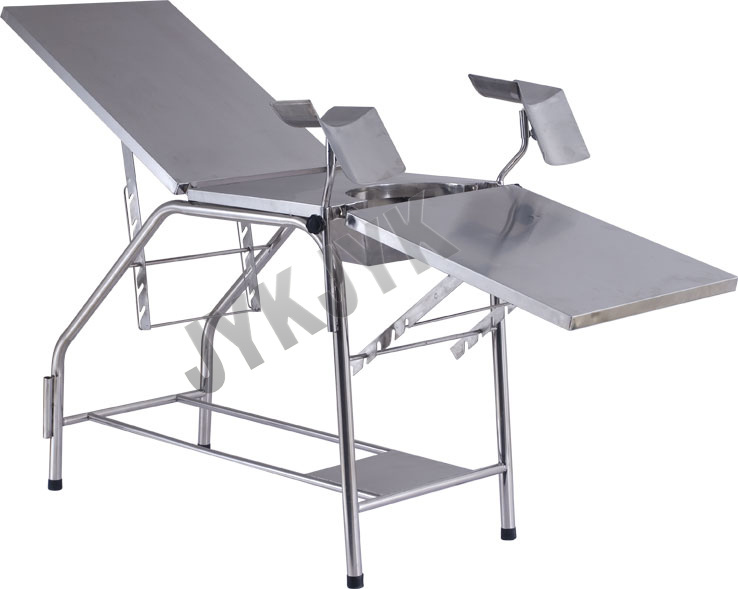 Gynecology Examination Bed