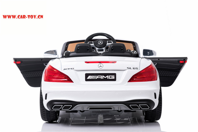 china mercedes benz sl65 kids power wheels in white photos pictures made in china com china mercedes benz sl65 kids power