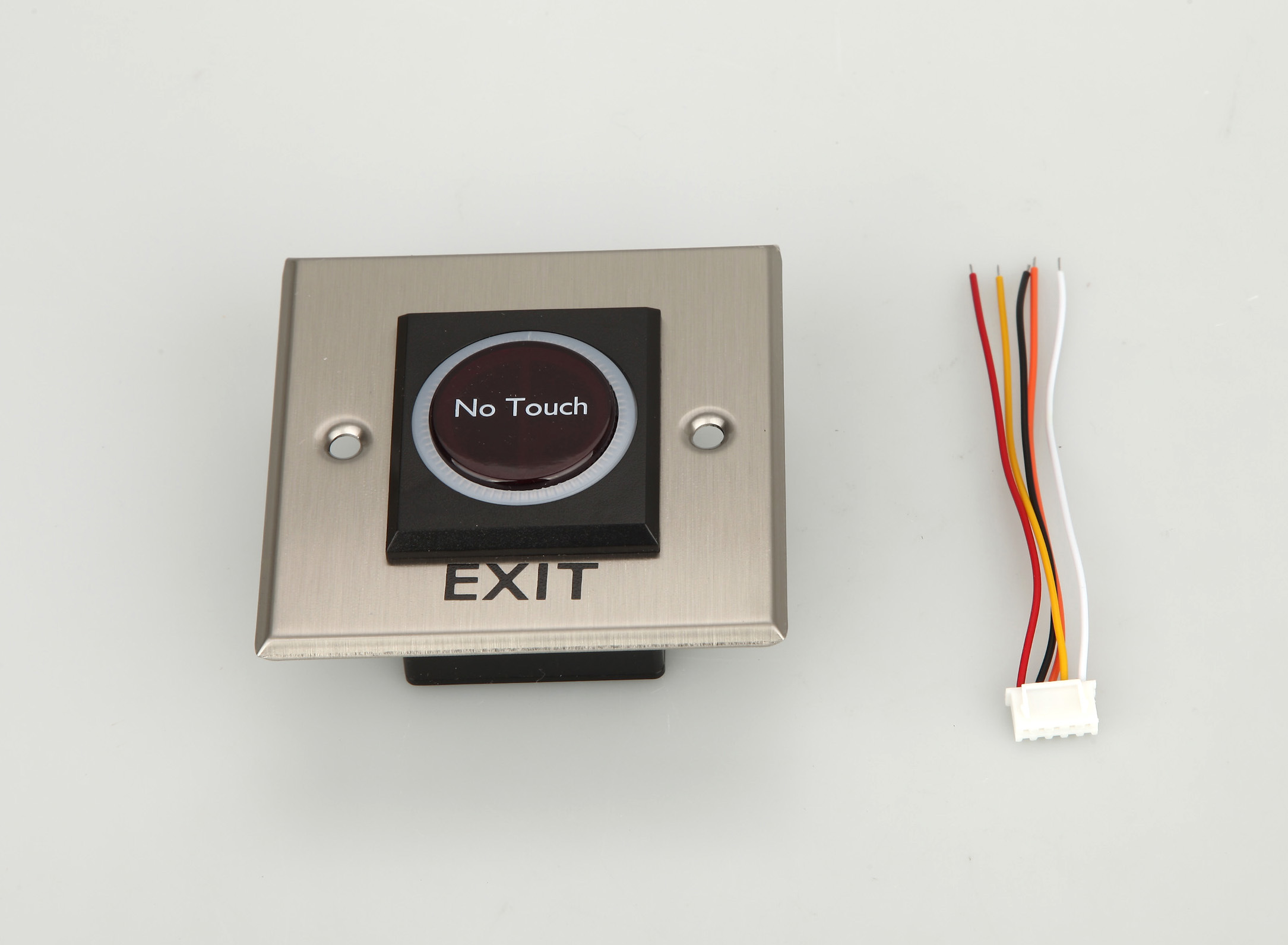 China Factory Low Price Door Release Switch Touch Screen Exit Electronic Button
