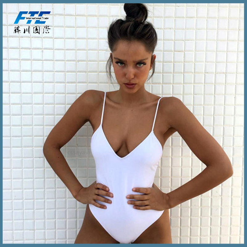 271af1cf6b646 China Hot Women Swimwear Sexy Swimsuit High Cut One Piece Bikini ...