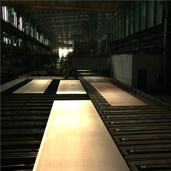 Hot Rolled Steel Plate for Construction