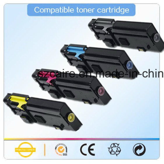 Compatible Color Toner Cartridge for Xerox Workcentre 6655