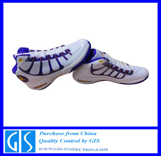 Professional Inspection Service for Sport Shoes in China